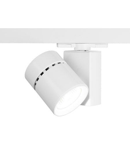 best authentic be590 9ceed Architectural Track System 1 Light 277V White LEDme Directional Ceiling  Light in 4000K, 85, 25 Degrees