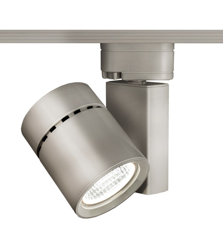 Wac Lighting H 1052f 930 Bn 120v Track System 1 Light Brushed Nickel Ledme Directional Ceiling In 3000k 90 Flood