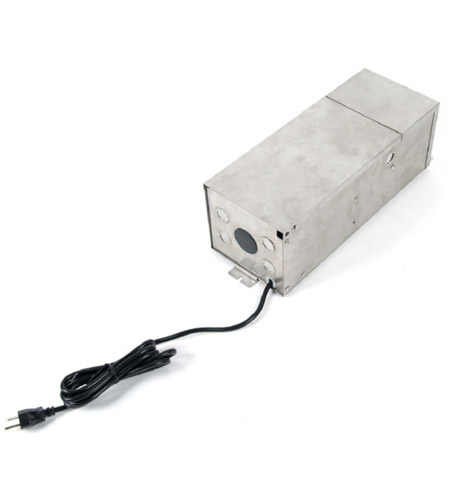WAC Lighting 9300-TRN-SS Landscape Stainless Steel Power Supply photo