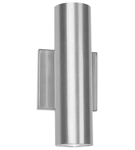 Caliber Led 5 Inch Brushed Aluminum Ada Wall Light In 10in Dweled