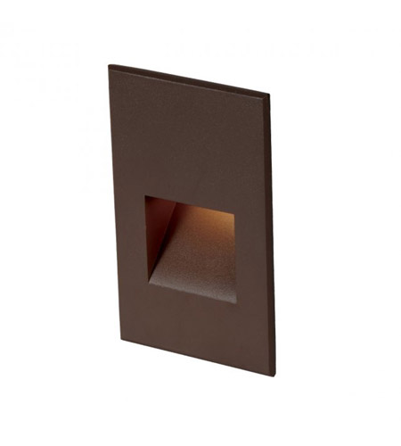 WAC Lighting 4021-27BZ Landscape 12v 2.00 watt Bronze Step and Wall Light in 2700K photo
