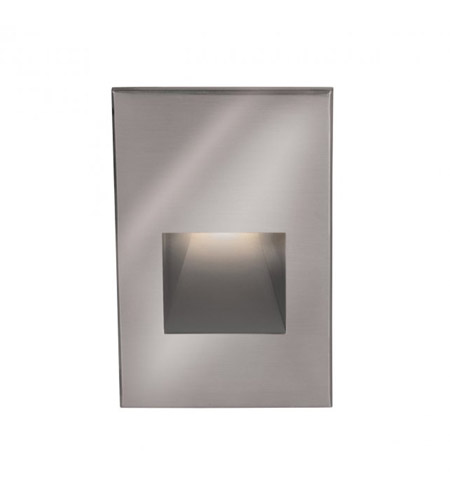 WAC Lighting 4021-30SS Landscape 12v 2.00 watt Stainless Steel Step and Wall Light in 3000K photo