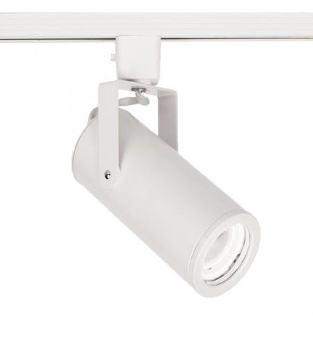 wac lighting h 2020 930 wt silo 1 light 120v white track lighting