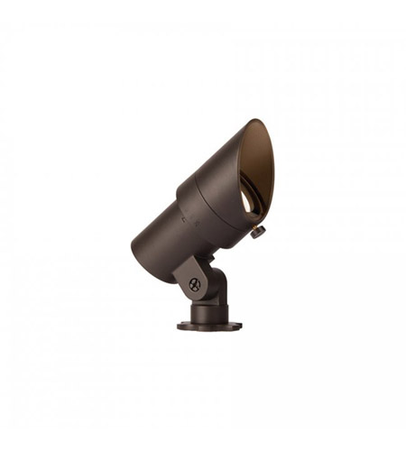 WAC Lighting 5111-27BZ Signature 12V 7.00 watt Bronze Landscape Light  photo