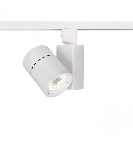 Wac Lighting J 1023f 835 Wt Exterminator Ii 1 Light 120v White Track Ceiling