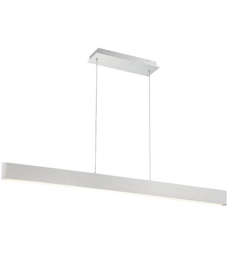 WAC Lighting PD-22754-AL Volo LED 2 inch Brushed Aluminum Pendant Ceiling  Light