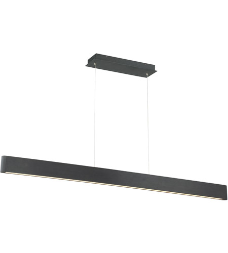 Volo Led 2 Inch Black Pendant Ceiling Light Dweled