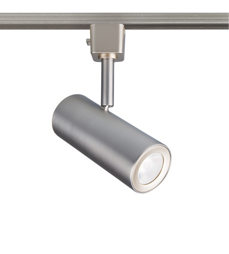 Brushed Nickel Aluminum Track Lighting