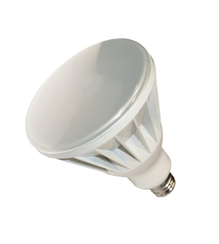 White LED BR40 Light Bulbs