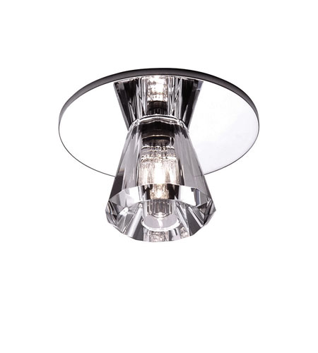 WAC Lighting Beauty Spot-Crystal Pyramid-Clear in Clear DR-G361-CL photo