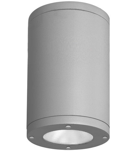 WAC Lighting DS-CD05-F27-GH Outdoor Lighting LED 5 inch Graphite Outdoor Flush Mount in 2700K, 85, 36 Degrees photo thumbnail