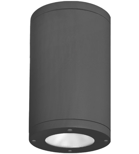 Outdoor Lighting Led 8 Inch Black Flush Mount In 3000k 90 20 Degrees