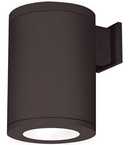 Wac Lighting Outdoor Led 12 Inch Bronze Single Side Wall Mount In Straight Up And Down 3500k 85 8