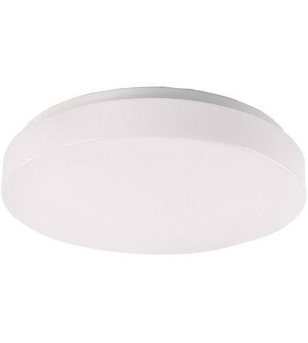 Blo Led 15 Inch White Flush Mount Ceiling Light