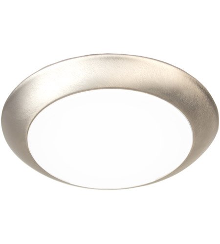 WAC Lighting FM-306-930-BN Disc LED 7 inch Brushed Nickel Flush Mount Ceiling Light photo