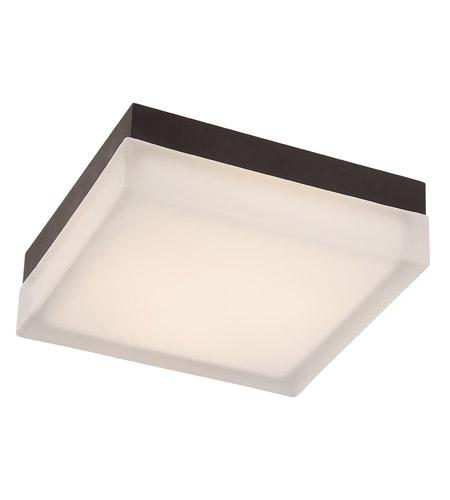 Wac lighting fm 4009 30 bz dice led 9 inch bronze flush mount wac lighting fm 4009 30 bz dice led 9 inch bronze flush mount ceiling light in 3000k aloadofball Images