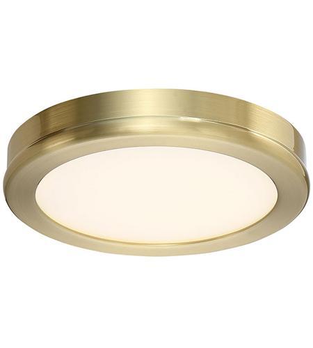 Wac Lighting Fm 4606 27 Br Geos Led 6 Inch Flush Mount Ceiling Light