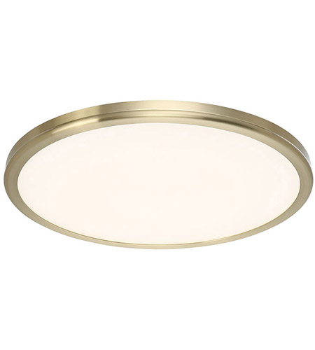 Wac Lighting Fm 4615 30 Br Geos Led 15 Inch Flush Mount Ceiling Light