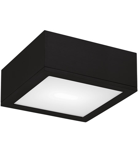 Outdoor Lighting Led 10 Inch Black Flush Mount