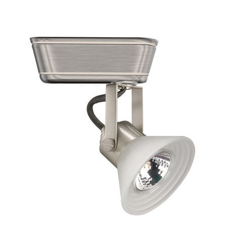 WAC 120V Track Fixture - H System H Series Low Volt Track Head 50W 120V Track HHT-866-BN photo
