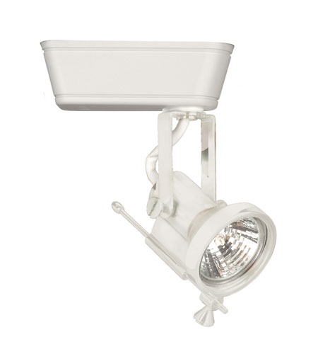 WAC 120V Track Fixture - L System L Series Low Volt Track Head 75W 120V Track LHT-876L-BK photo