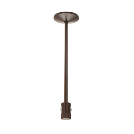 WAC Lighting HM1-I6-DB Flexrail1 Dark Bronze Rail I Connector Ceiling Light in 6in, 6in photo