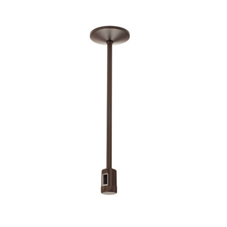 WAC Lighting HM1-TB6-DB Flexrail1 Dark Bronze T-Bar Ceiling Standoff Ceiling Light in 5in, 6in photo