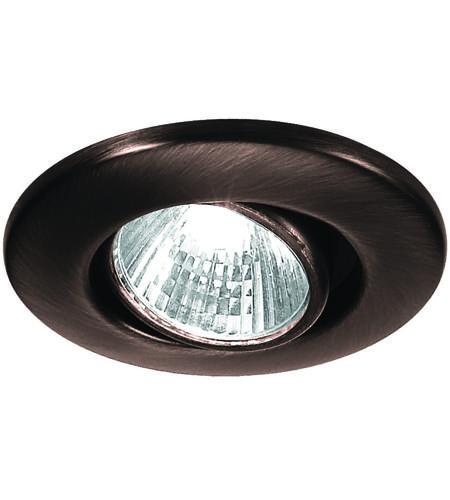 Wac Lighting Hr 1137 Cb Signature Mr111 Mr16 Copper Bronze Minature Recessed