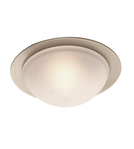 WAC Lighting Low Volt Mini - Frosted Dome in Brushed Nickel HR-1138-BN photo