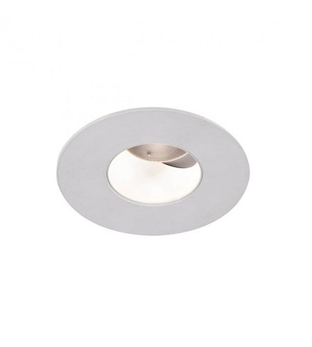 WAC Lighting HR2LEDT309PS930WT Tesla PRO 2 LED Round 0-30 Degree Adjustable Trim with Light Engine 3000K Spot Beam 90CRI 15 White
