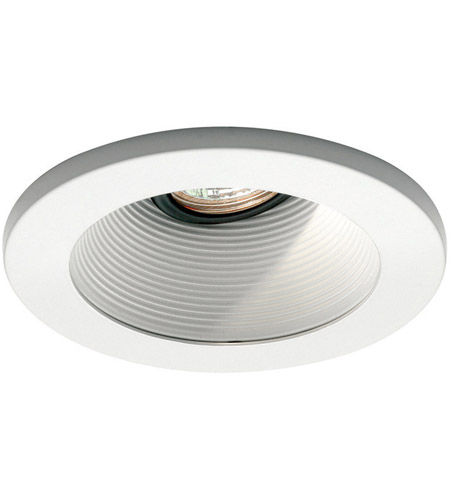WAC Lighting HR-D411-WT/WT Tyler MR16 White Recessed Downlights, IC Airtight Installations  photo