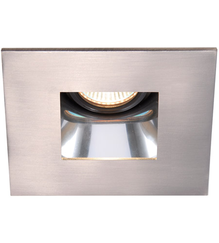 WAC Lighting HR-D412-S-SC/BN Signature GY5.3 MR16 Brushed Nickel Recessed Downlight in 0 photo