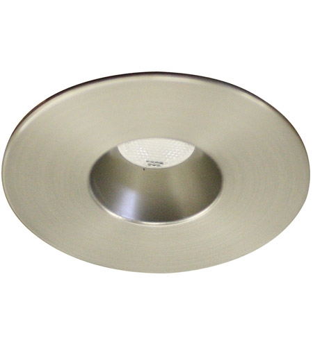 Wac Lighting Hr Led231r 27 Bn Recessed Brushed Nickel Housing And Trim In 2700k