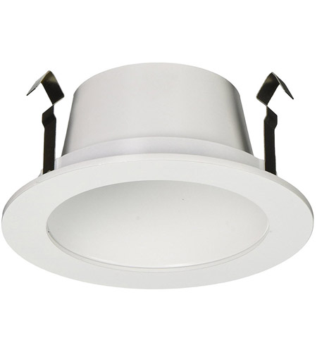 Wac Lighting Hr Led411 Wt Ledme Led White Open Reflector Trim In Recessed