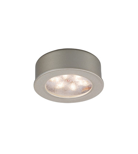 Superieur WAC Lighting HR LED87 BN Undercabinet Lighting Replaceable LED Module  Brushed Nicke Button Light In 3000K, Brushed Nickel