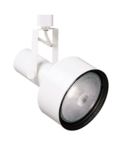 wac lighting h series line volt track head in white htk 705 wt