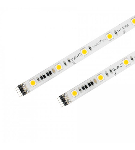 WAC Lighting LED-T24P-2IN-WT InvisiLED Pro 24V Indoor White 3000K 0 inch LED Tape in 1, 2in photo