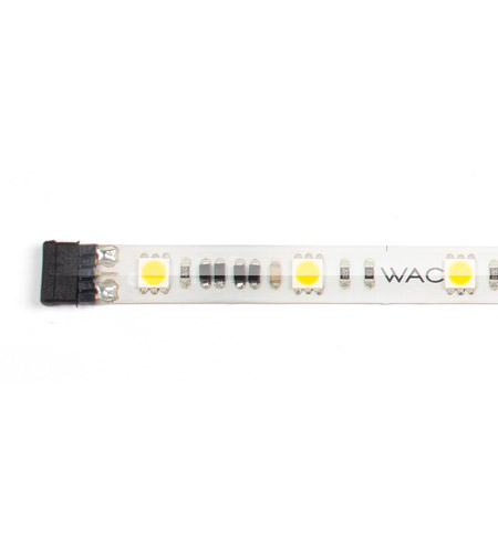 WAC Lighting LED-T2427L-1-WT Signature White 2700 0 inch InvisiLED Tape Light in 2700K, 12in, 1 photo