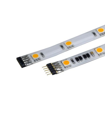 WAC Lighting 1 Ft 24V Invisiled Classic Pro in White LED-T24P-1-WT photo