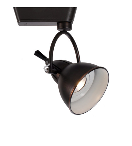 WAC Lighting LEDme Cartier 1 Light Track Head in Antique Bronze L-LED710F-927AB photo