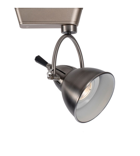 WAC Lighting LEDme Cartier 1 Light Track Head in Antique Nickel L-LED710S-9WAN photo