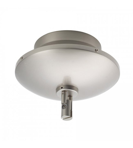 WAC Lighting Lv Monorail Surf Mount Magnet 12V 150W in Brushed Nickel LM-EN12-150M-BN photo