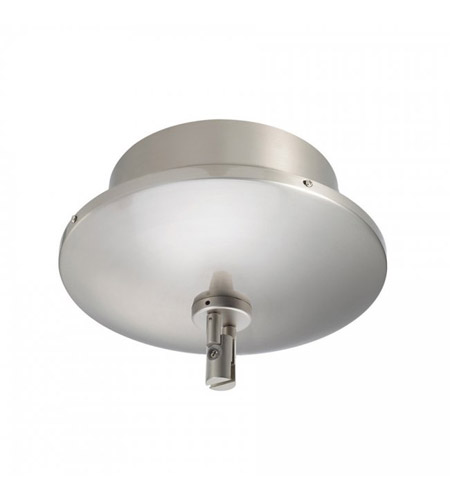 WAC Lighting Lv Monorail Surf Mount Magnet 12V 300W in Brushed Nickel LM-EN12-300M-BN photo