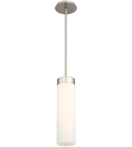 WAC Lighting PD-26616-SN Elementum LED 5 inch Satin Nickel Pendant Ceiling Light in 16in photo