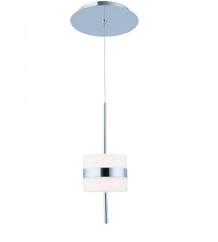 WAC Lighting Chrome Aluminum Mini Pendants