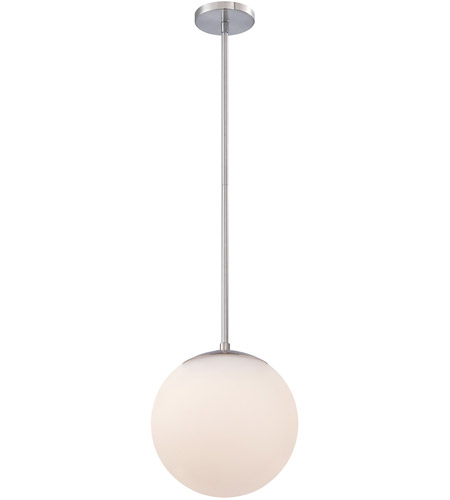 WAC Lighting PD-52310-BN Niveous LED 10 inch Brushed Nickel Pendant Ceiling Light photo