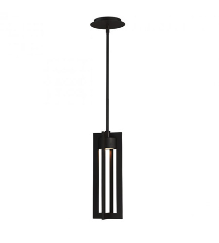 WAC Lighting Black Aluminum Pendants