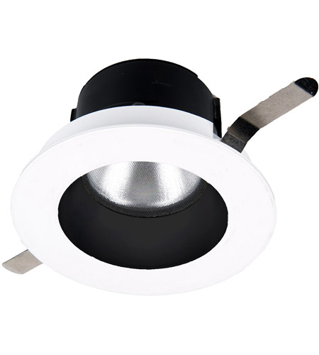 WAC Lighting R2ARDT-N930-BKWT Aether LED Module Black White Recessed Downlights, Round photo thumbnail