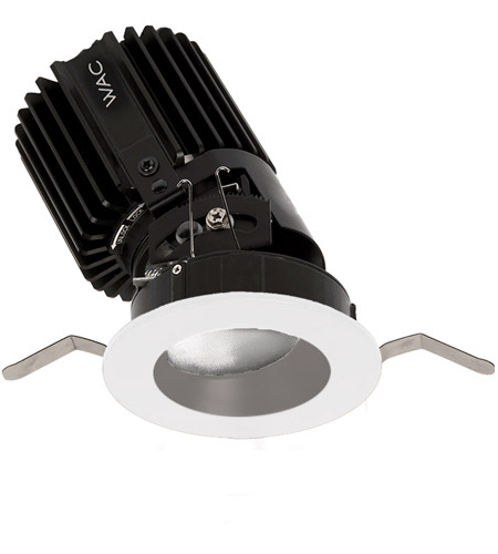 WAC Lighting R2RAT-N827-HZWT Volta LED Module Haze White Recessed Downlights, Round photo thumbnail