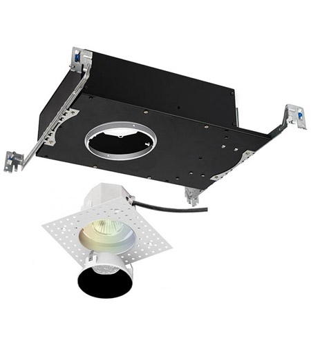 WAC Lighting R3ARDL-N827-BK Aether LED Module Black Invisible Trim photo